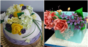 Top 15 Super Inspiring Cakes To All Cake Decorators