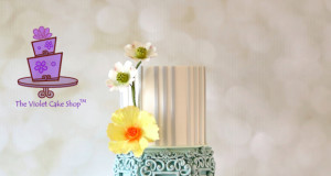 V-Petal Ruffles by The Violet Cake Shop