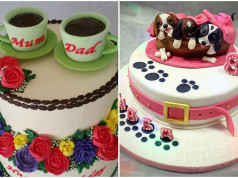 20 Jaw-Dropping Cakes From 20 Cake Experts