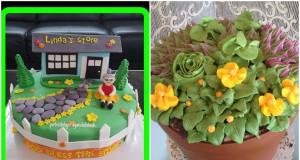 20 Super Artistic Cakes