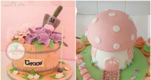 20 Super Stunning Cakes From Few Cake Artists