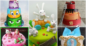 24 Super Cute and Lovely Cakes