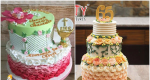 25 Exceptional Cake Masterpieces