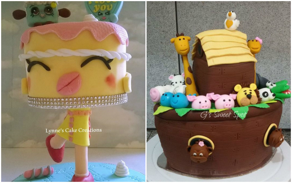25 Super Awesome Cakes That You Should See