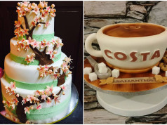 26 Breathtaking Cakes By Fantastic Cake Decorators