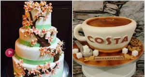 26 Breathtaking Cakes By Fantastic Cake Decorators