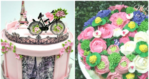 30 Extremely Awesome Cakes By Brilliant Cake Decorators