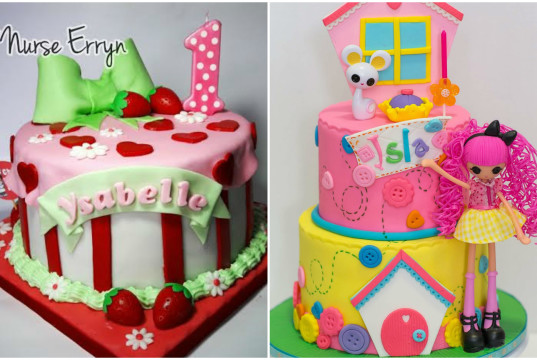 30 Extremely Pretty Cakes From Talented Cake Experts