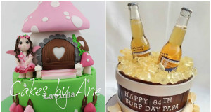 A Compilation of 20 Extraordinary Cakes