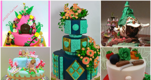 Amazing Cake Ideas For June 2016: A Fun Filled Friendly Competition