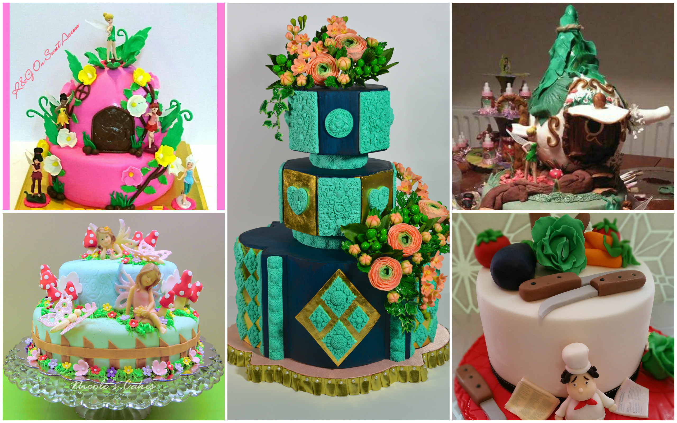 Cake Design Competition : Amazing Cake Ideas For June 2016: A Fun Filled Friendly ...