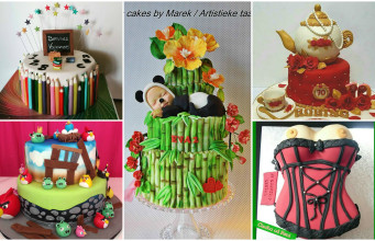 Competition For Searching The World's Finest Cake