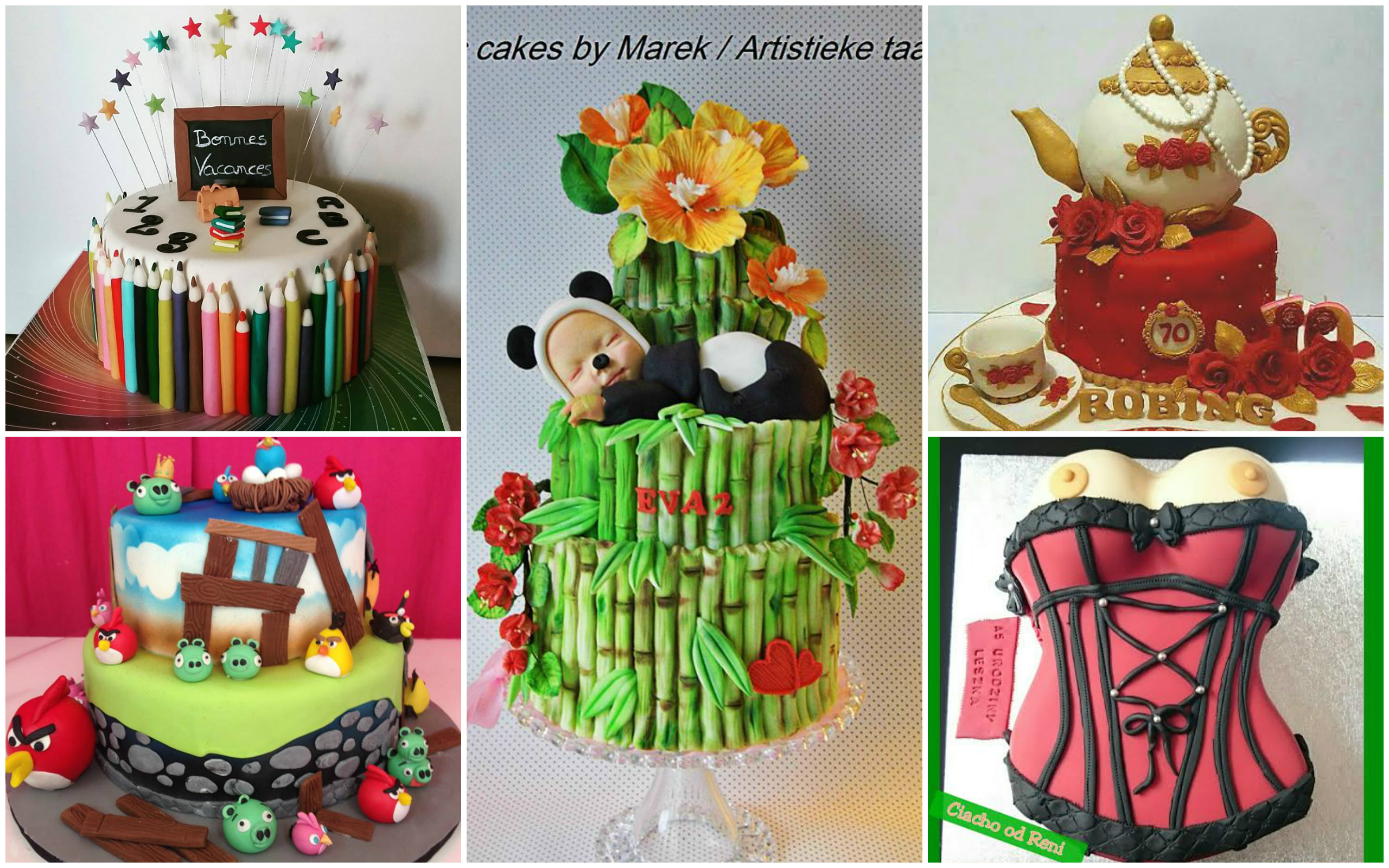 Cake Design Competition : Competition For Searching The World s Finest Cake