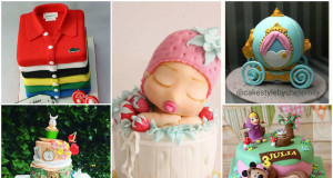 Most Inspiring Cake For This Month A Friendly Competition