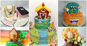 Some Exceptional Cakes For This Month