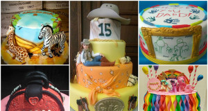 Super Artistic Cakes From Magnificent Cake Artists