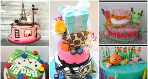 The Coolest Cake Designs In The Planet!