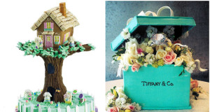 Top 30 Beautiful Cake Inspirations From Wonderful Cake Professionals