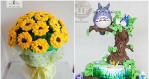 Top 30 Superb Cakes From Professional Cake Makers