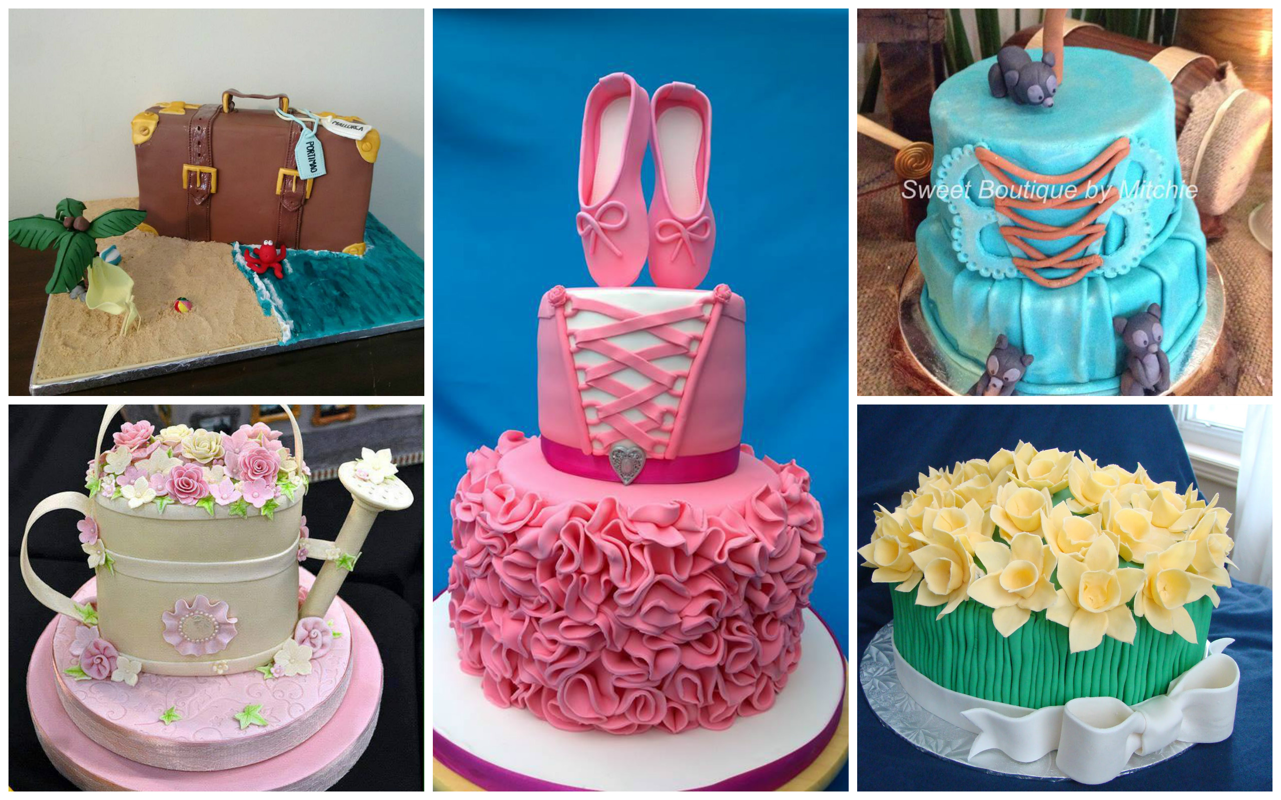 Amazing Cake Ideas  Award-Winning Cake Decorators