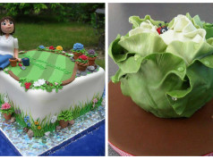 Collections Of Highly Sophisticated Cake Masterpieces