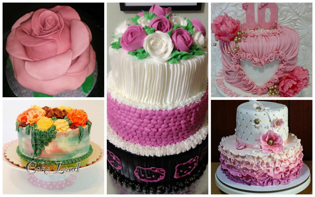 Competition: Ever Talented Cake Expert
