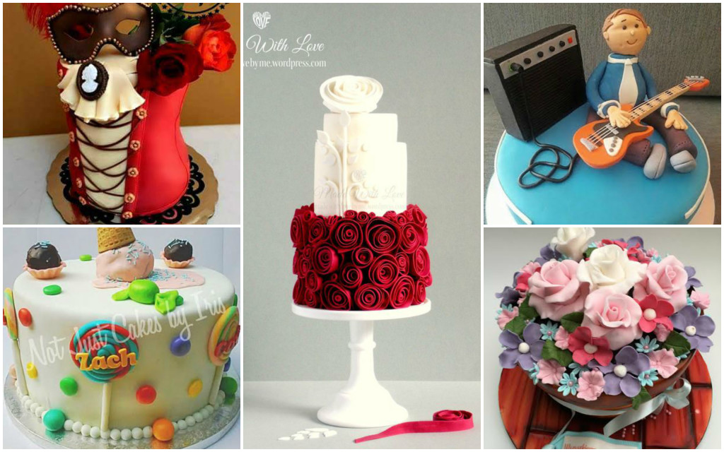 Cake Decoration Competition : Competition: Super Astonishing Cake Artist