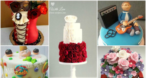 Competition: Super Astonishing Cake Artist