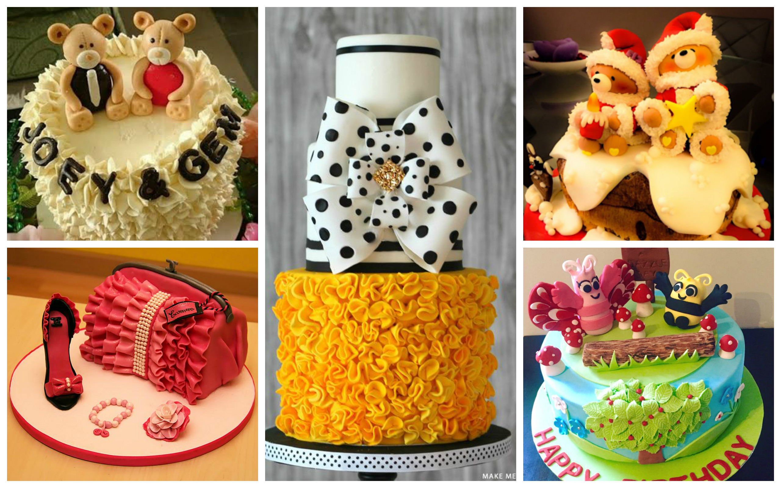 Browse Super Fascinating Cakes