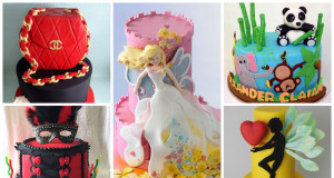 Competition: The Ever Famous Cake Decorator