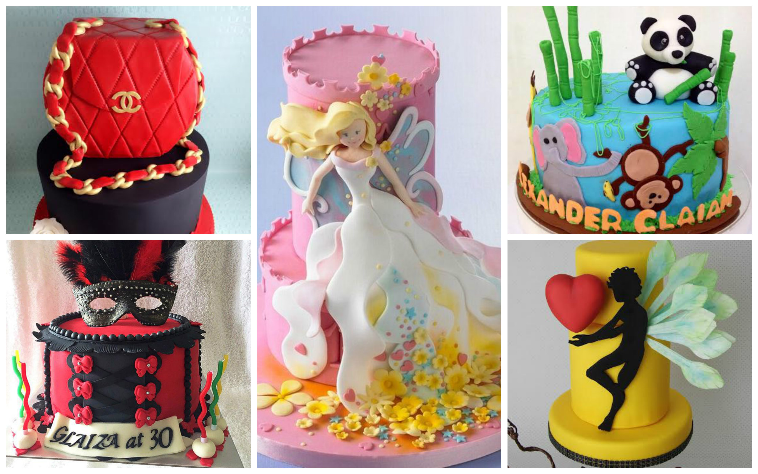 famous cake decorator