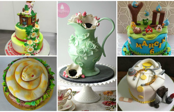 Competition: The Ever Outstanding Cake Artist