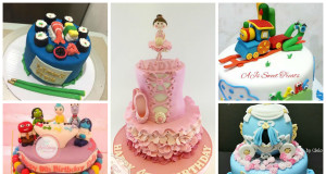 Lovely and Awesome Cakes From Cake Experts Around The Globe