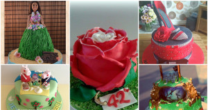 Stunning Cakes From Proudest Cake Decorators
