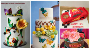 Competition: Mind-Blowing Cake In The Planet