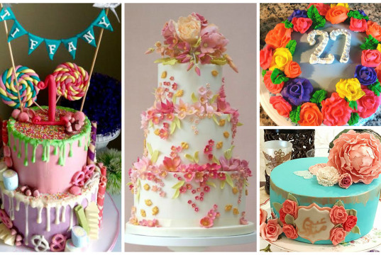 Competition: The Great Cake Decorator In The World