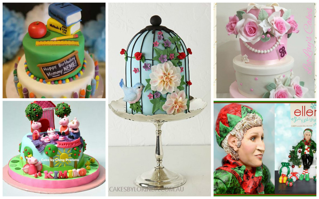 Competition: Top-Rated Cake Artist
