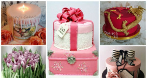 Search For The Ever Gorgeous Cake In August 2016 A Friendly Competition