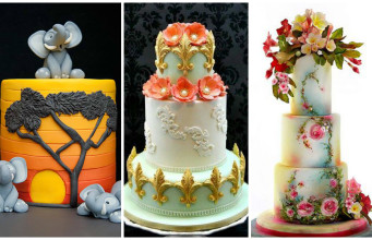 Competition: Most Inspiring Cake For All Cake Decorators