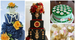 Competition: The Remarkable Cake Artist In The Universe