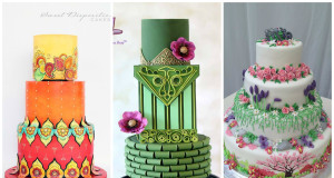 Competition: World's Highly Recognize Cake Artist