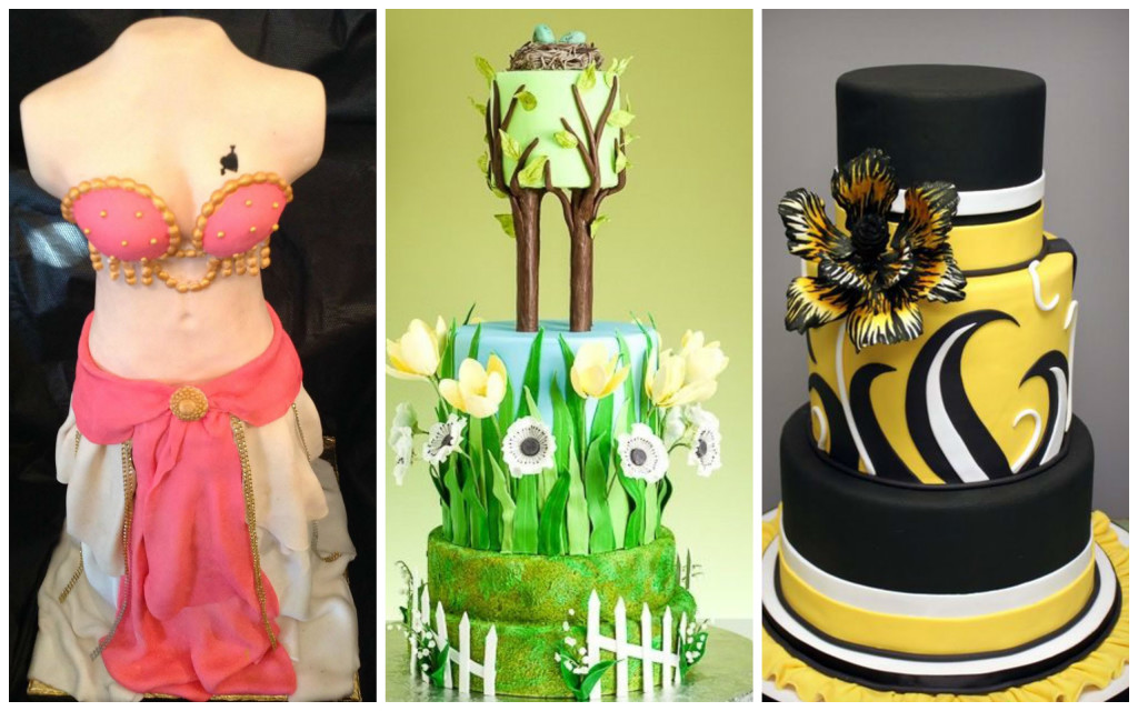 Competition: World\'s Most Extraordinary Cake Artist - Page 9 of 16