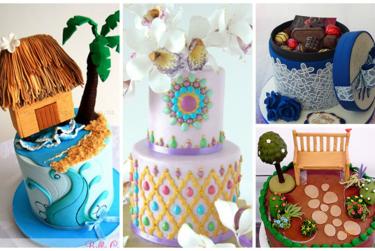 Search For The Ever Distinguished Cake Expert In The World
