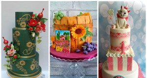 Competition: World's Best and Well-Known Cake Expert