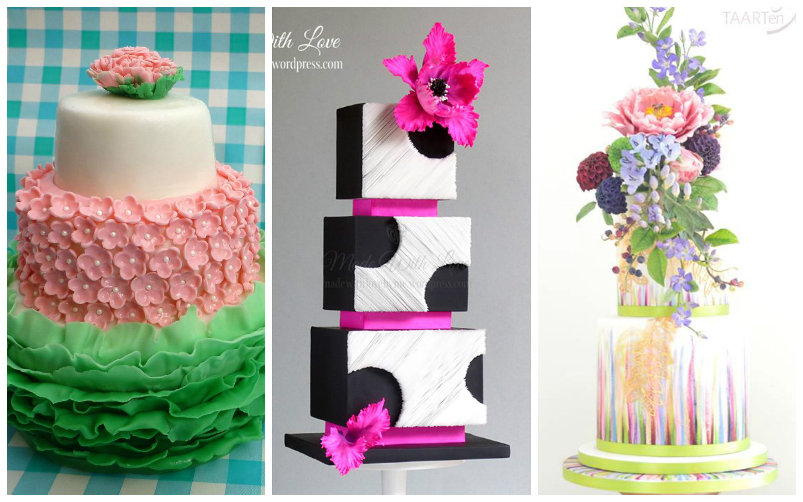 Competition: World's Ever Gifted and Best Cake Designer
