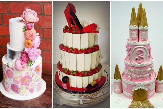 Competition: World's Ever Trusted Cake Artist