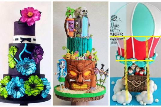 Competition: World's Magnificent Cake Decorator