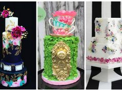 Search For The World-Class Cake Designer