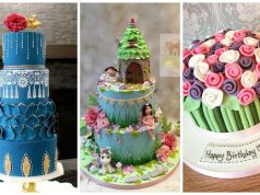 Search For The World's Super Artistic Cake Decorator