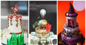 Search For The World's Super Magnificent Cake